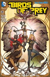Birds of Prey (2011-) #29