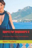 Opera For Beginners II PDF