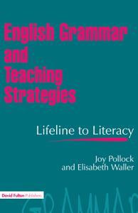 English Grammar and Teaching Strategies PDF