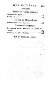 L'Esprit des journaux franc̜ais et étrangers: Volume433
