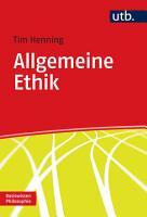 Allgemeine Ethik PDF
