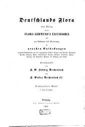 Deutschlands Flora: 16: Die Corymbiferen der deutschen Flora