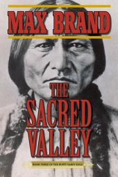 The Sacred Valley: Book Three of the Rusty Sabin Saga