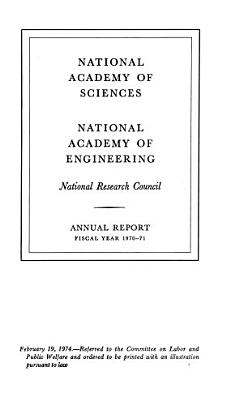 Annual Report   National Academy of Engineering