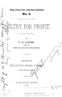 Poultry for Profit PDF