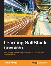 Learning SaltStack: Edition 2