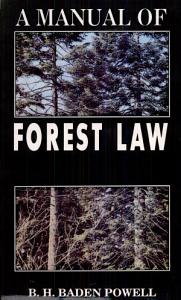 A Manual of Forest Law PDF