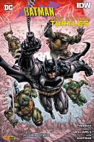 Batman Teenage Mutant Ninja Turtles   Helden der Krise PDF