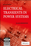 ELECTRICAL TRANSIENTS IN POWER SYSTEMS  2ND ED PDF