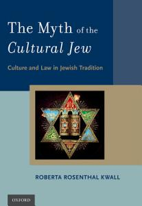 The Myth of the Cultural Jew PDF