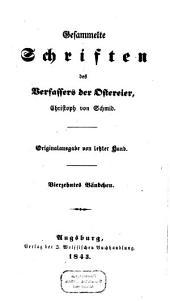 Gesammelte Schriften: Band 14