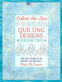 Follow the Line Quilting Designs Volume Two PDF