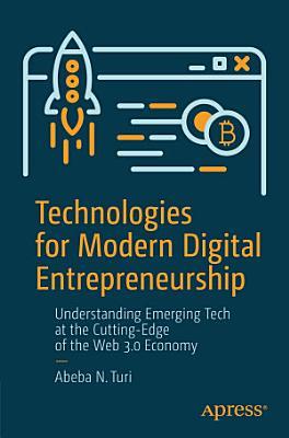 Technologies for Modern Digital Entrepreneurship