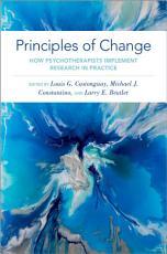 Principles of Change PDF