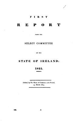 Selection of Reports and Papers of the House of Commons