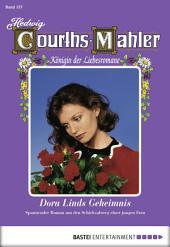 Hedwig Courths-Mahler - Folge 137: Dora Linds Geheimnis