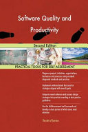 Software Quality and Productivity Second Edition