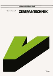 Zerspantechnik: Ausgabe 8