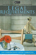 Legal Requirements for Hospitality Businesses PDF