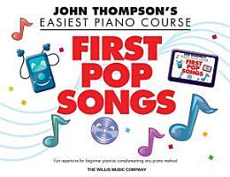 First Pop Songs  Songbook  PDF