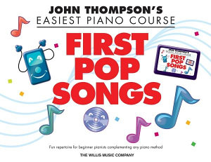 First Pop Songs  Songbook