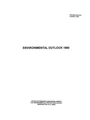 Environmental Outlook PDF