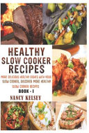 Healthy Slow Cooker Recipes Book PDF