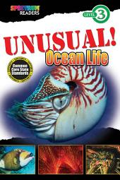 UNUSUAL! Ocean Life: Level 3