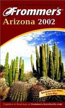 Frommer's Arizona 2002