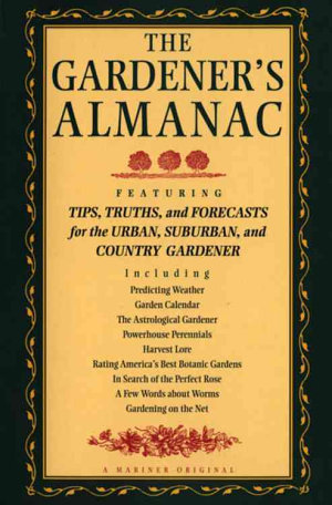The Gardener s Almanac