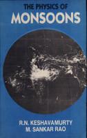 The Physics of Monsoons PDF
