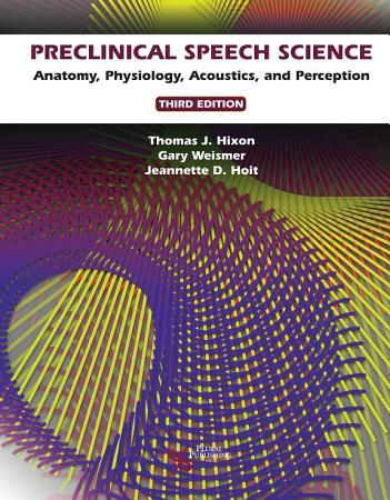 Preclinical Speech Science PDF