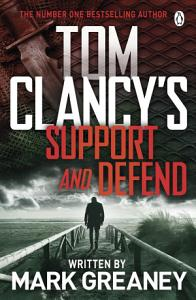 Tom Clancy s Support and Defend Book