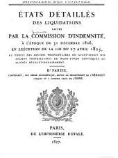Comptes rendus par les ministres: Volume40