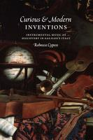Curious and Modern Inventions PDF