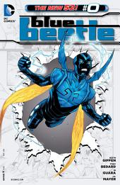 Blue Beetle (2011-) #0
