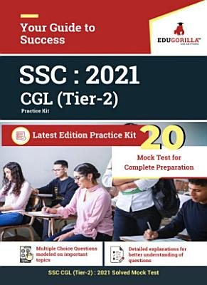 SSC CGL 2021 Tier 2   Practice Kit for SSC CGL Tier 2   20 Mock Tests   Sectional Tests  in English  PDF