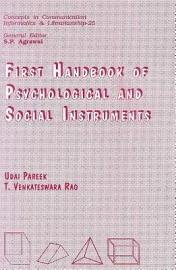 First Handbook of Psychological and Social Instruments PDF