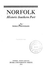 Norfolk Historic Southern Port Book PDF