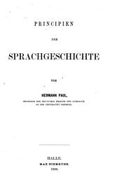 Principien der Sprachgeschichte