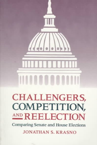 Download Challengers  Competition  and Reelection Book