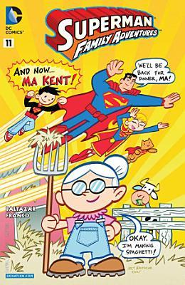 Superman Family Adventures  2012    11