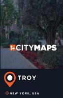 City Maps Troy New York, USA