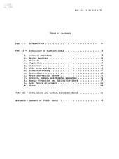 California desert conservation area plan: progress 1980-1984 : evaluation and recommendations