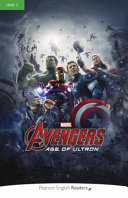 Level 3: Marvel's The Avengers: Age of Ultron Book & MP3 Pac