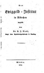 Das Ewiggeld-Institut in München