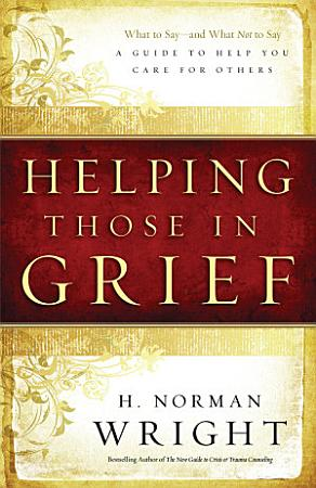 Helping Those in Grief PDF