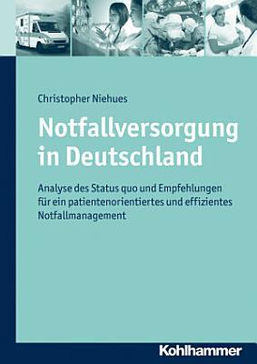 Notfallversorgung in Deutschland PDF