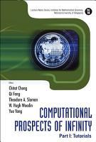 Computational Prospects of Infinity PDF