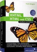 XHTML  HTML und CSS PDF